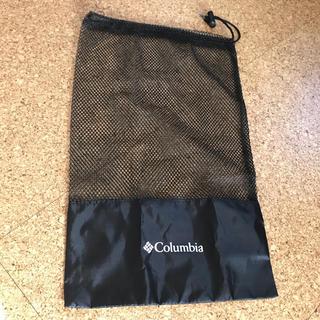 コロンビア(Columbia)の【要コメント】コロンビアColumbiaメッシュ 巾着(ウエストポーチ)
