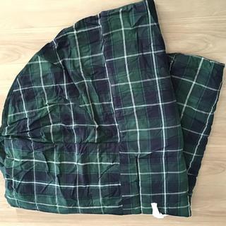 ムジルシリョウヒン(MUJI (無印良品))の無印良品のこたつ用 布団 仕上がりサイズ187cm×187cm(こたつ)