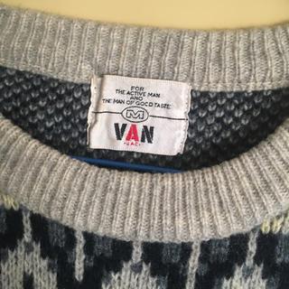 ヴァンズ(VANS)のVANヴァンメンズセーター(ニット/セーター)