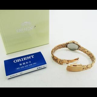 オリエント(ORIENT)の【ORIENT オリエント】ネオセブンティーズ WV0191SZ未使用女性腕時計(腕時計)