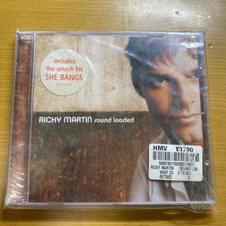 リッキーマーティン CD(ポップス/ロック(邦楽))