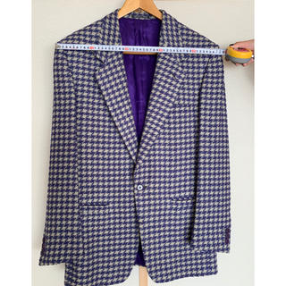 ジャンニヴェルサーチ(Gianni Versace)のジャケット GIANNI VERSARCE ジャンニ ヴェルサーチ(テーラードジャケット)