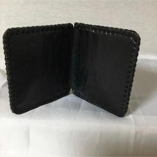 ヨウジヤマモト(Yohji Yamamoto)のヨウジヤマモト     VINTAGE  2つ折り財布(折り財布)