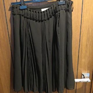 アーモワールカプリス(armoire caprice)の膝丈スカート(ひざ丈スカート)