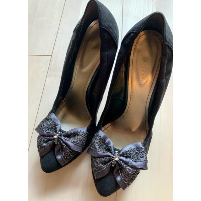 AU BANNISTER(オゥバニスター)のalfredoBANNISTER パンプス 美品 レディースの靴/シューズ(ハイヒール/パンプス)の商品写真