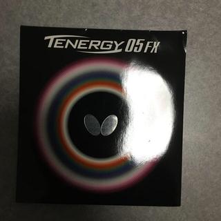 テナジー05FX 黒厚1.9(卓球)