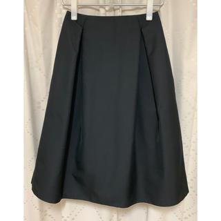 マルティニークルコント(martinique Le Conte)のmartinique ボリュームフレアスカート(ひざ丈スカート)
