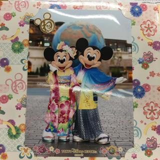 ディズニー(Disney)のディズニー フォトファン ミッキー ミニー 正月(写真)
