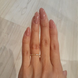 セリーヌ(celine)のCELINE ダイヤモンドリング 7号(リング(指輪))