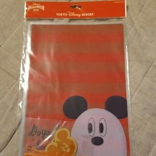 ディズニー(Disney)の2016 ディズニーランド ハロウィン ラッピングバッグ(ラッピング/包装)