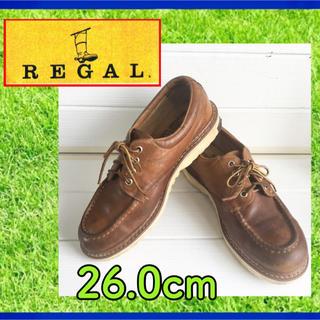 リーガル(REGAL)の正月特価 REGALウォーキングシューズ26.0(ブーツ)