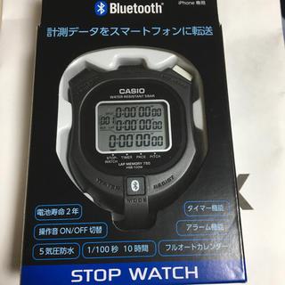 カシオ(CASIO)のcasio Bluetooth ストップウォッチ(その他)