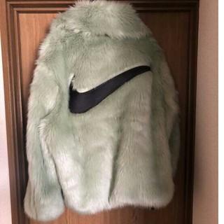 アンブッシュ(AMBUSH)のambush×nike fur jacket(毛皮/ファーコート)