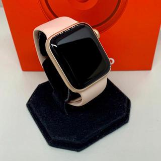 アップルウォッチ(Apple Watch)のApple Watch Series 5 GPSモデル 40mmゴールド(腕時計(デジタル))