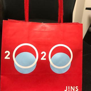 ジンズ(JINS)のJINS ジンズ 福袋 8000円+税 メガネ引換券(その他)