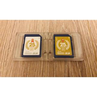 【価格変更、マリオ25周年】記念SDカード【2GB×2】(PC周辺機器)