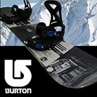 バートン(BURTON)のバートン セット BURTON スノーボード 2点セット(ボード)