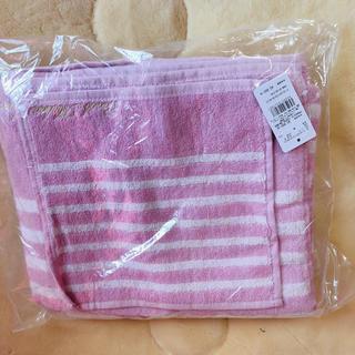 セシルマクビー(CECIL McBEE)のセシルマクビー  ハンカチ×バスタオルセット(タオル/バス用品)
