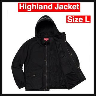 シュプリーム(Supreme)の【L】Highland Jacket(マウンテンパーカー)