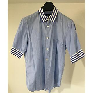 コムデギャルソンオムプリュス(COMME des GARCONS HOMME PLUS)のcomme des garcons homme plus半袖シャツ(シャツ)