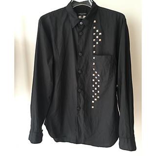 コムデギャルソンオムプリュス(COMME des GARCONS HOMME PLUS)のコムデギャルソンオムプリュス  スタッズシャツ(シャツ)