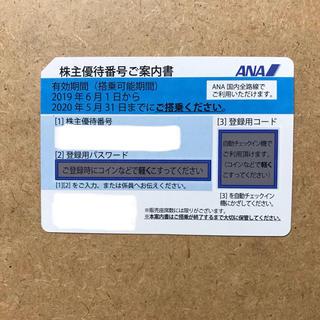 ブルー藍様専用ANA株主優待券1枚(その他)