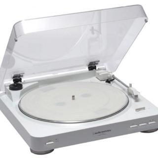 オーディオテクニカ(audio-technica)のレコードプレーヤー audio technica(ターンテーブル)