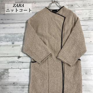 ザラ(ZARA)のused ZARA ザラ ニットコート カーディガン(ニットコート)