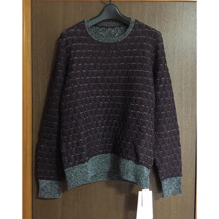マルタンマルジェラ(Maison Martin Margiela)のS新品79%off メゾンマルジェラ リバーシブル ニット セーター メンズ(ニット/セーター)