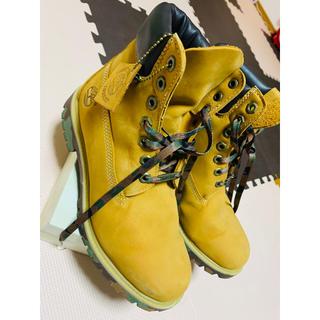 ティンバーランド(Timberland)のティンバーランド ブーツ 迷彩 未使用 26cm(ブーツ)