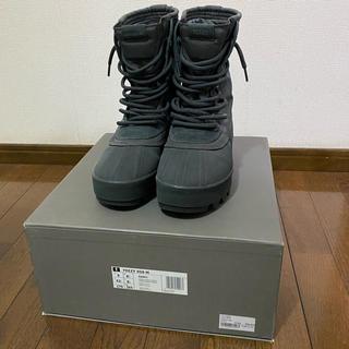 アディダス(adidas)の希少 YEEZY 950 AQ4831 ブラック US9(ブーツ)