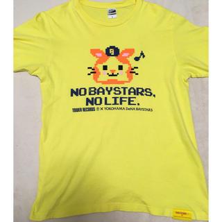 横浜DeNAベイスターズ - 横浜denaベイスターズ タワレコ タワーレコード コラボ Tシャツ