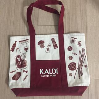 カルディ(KALDI)のカルディ  福袋  2020  トートバッグ(トートバッグ)