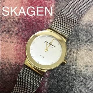 スカーゲン(SKAGEN)のSKAGEN レディース アナログ腕時計(腕時計)