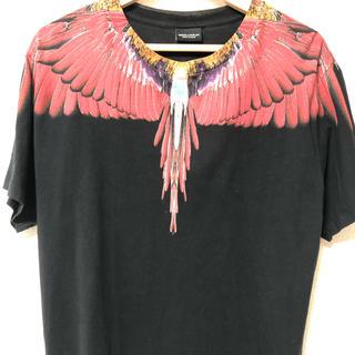 マルセロブロン(MARCELO BURLON)のMARCELO BURLON WING TEE(Tシャツ/カットソー(半袖/袖なし))