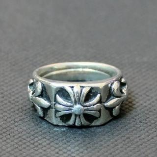 CROSSとユリの紋章リング 22号サイズ(リング(指輪))
