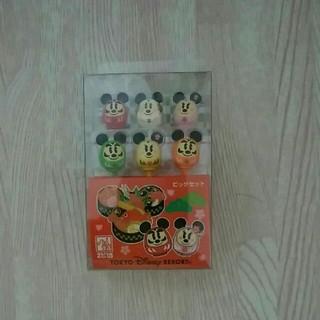 ディズニー(Disney)のディズニー つまようじ(キッチン小物)
