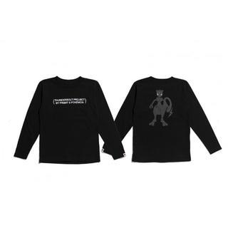 フラグメント(FRAGMENT)のTHUNDERBOLT PROJECT BY FRGMT ロングTシャツ(Tシャツ/カットソー(七分/長袖))