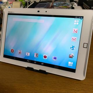 アローズ(arrows)の「中古良品」  ArrowsTab F-02H Android搭載タブレット(タブレット)