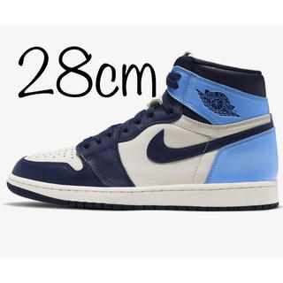 ナイキ(NIKE)のNIKE AIR JORDAN 1 RETRO HIGH OG 28cm(スニーカー)