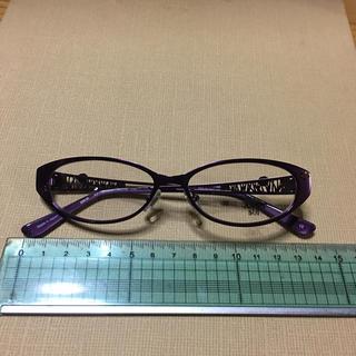 アナスイ(ANNA SUI)のANNA SUI メガネフレーム 確認画像(サングラス/メガネ)