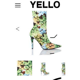 イエローブーツ(Yellow boots)のイエロープーツ(ブーツ)