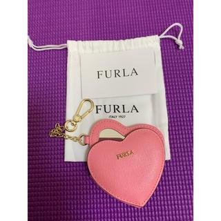 Furla - Furla キーホルダー/化粧鏡