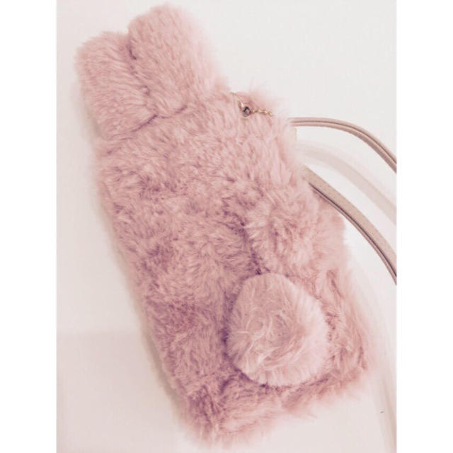 d26288720e LIZ LISA - ウサギファーiPhone6カバー ピンクの通販 by c'sS|リズリサ ...