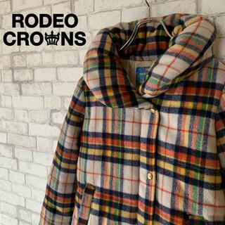 ロデオクラウンズ(RODEO CROWNS)のRODEO CROWNS ロデオクラウンズ/ダウンジャケット 【セール】(ダウンジャケット)