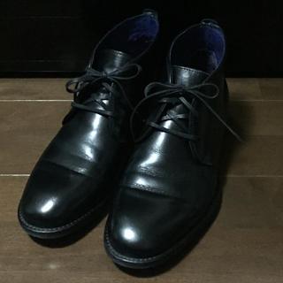 リーガル(REGAL)のジャンカルロ モレリ チャッカブーツ サイズ41(ブーツ)