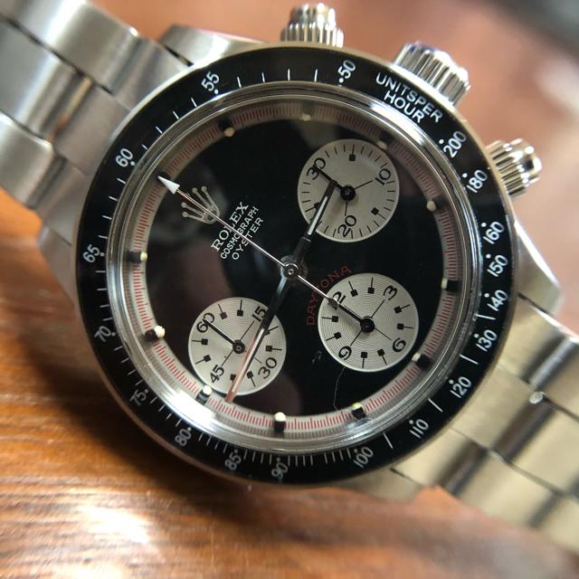 カルティエ 時計 マスト / ROLEX - 6263 ポール スイス7750搭載 オイスターダウン 修理対応部品の通販 by cir61160's shop