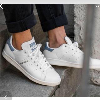 アディダス(adidas)のadidas オリジナルス スタンスミス ブルー(スニーカー)