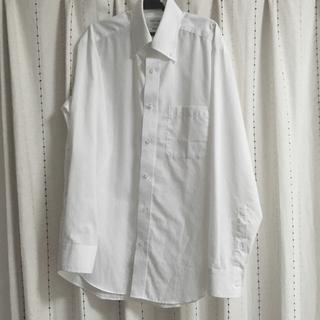 オリヒカ(ORIHICA)のホワイト ビジネスシャツ(シャツ)