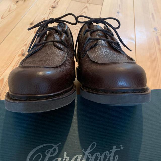 Paraboot(パラブーツ)のパラブーツ ギリーシューズ メンズの靴/シューズ(スリッポン/モカシン)の商品写真